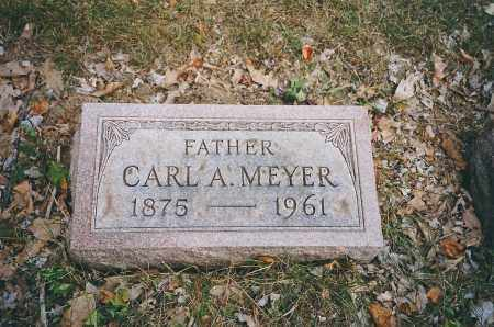 MEYER, CARL ADOLPH - Franklin County, Ohio | CARL ADOLPH MEYER - Ohio Gravestone Photos