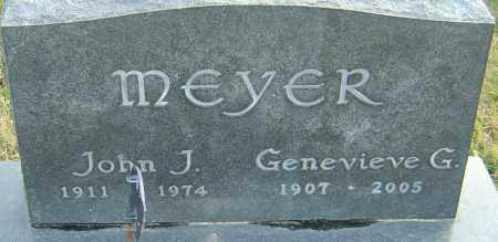 MEYER, JOHN - Franklin County, Ohio | JOHN MEYER - Ohio Gravestone Photos