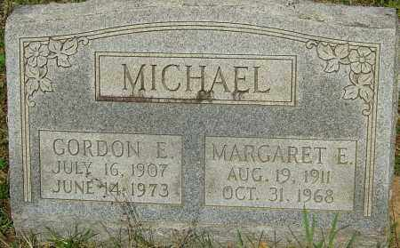 MICHAEL, MARGARET E - Franklin County, Ohio | MARGARET E MICHAEL - Ohio Gravestone Photos