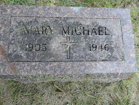 MICHAEL, MARY - Franklin County, Ohio | MARY MICHAEL - Ohio Gravestone Photos