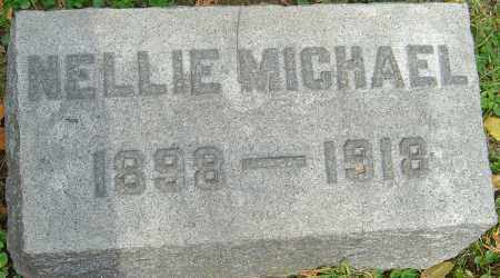 MICHAEL, NELLIE BELL - Franklin County, Ohio | NELLIE BELL MICHAEL - Ohio Gravestone Photos