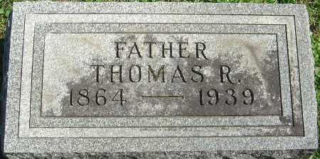 MILEY, THOMAS R - Franklin County, Ohio | THOMAS R MILEY - Ohio Gravestone Photos