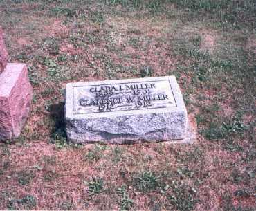 MILLER, CLARA I. - Franklin County, Ohio | CLARA I. MILLER - Ohio Gravestone Photos