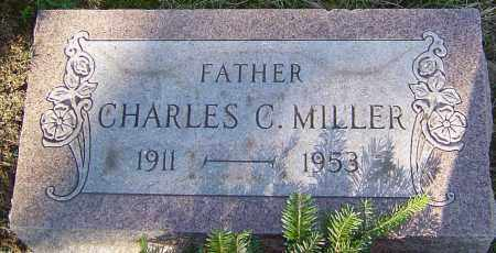 MILLER, CHARLES C - Franklin County, Ohio | CHARLES C MILLER - Ohio Gravestone Photos