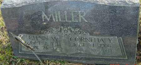 MILLER, GLENN W - Franklin County, Ohio | GLENN W MILLER - Ohio Gravestone Photos
