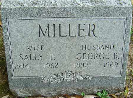 TAYLOR MILLER, SALLY - Franklin County, Ohio | SALLY TAYLOR MILLER - Ohio Gravestone Photos
