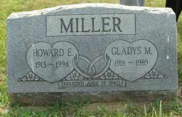 MILLER, GLADYS - Franklin County, Ohio | GLADYS MILLER - Ohio Gravestone Photos