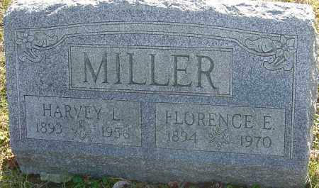 MILLER, HARVEY - Franklin County, Ohio | HARVEY MILLER - Ohio Gravestone Photos