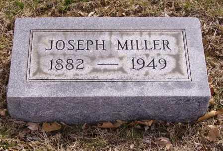 MILLER, JOSEPH - Franklin County, Ohio | JOSEPH MILLER - Ohio Gravestone Photos