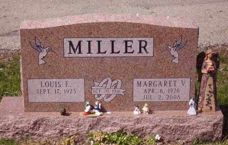 MILLER, MARGARET V. - Franklin County, Ohio | MARGARET V. MILLER - Ohio Gravestone Photos