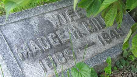 MILLER, MADGE H. - Franklin County, Ohio   MADGE H. MILLER - Ohio Gravestone Photos
