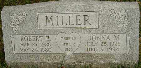 MILLER, DONNA M - Franklin County, Ohio | DONNA M MILLER - Ohio Gravestone Photos