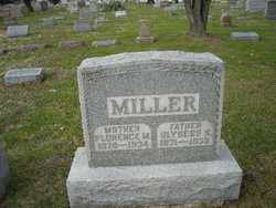 MILLER, FLORENCE - Franklin County, Ohio | FLORENCE MILLER - Ohio Gravestone Photos