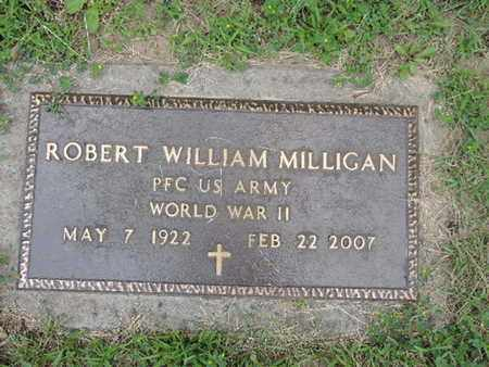 MILLIGAN, ROBERT WILLIAM - Franklin County, Ohio | ROBERT WILLIAM MILLIGAN - Ohio Gravestone Photos