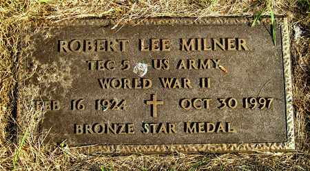 MILNER, ROBERT LEE - Franklin County, Ohio | ROBERT LEE MILNER - Ohio Gravestone Photos