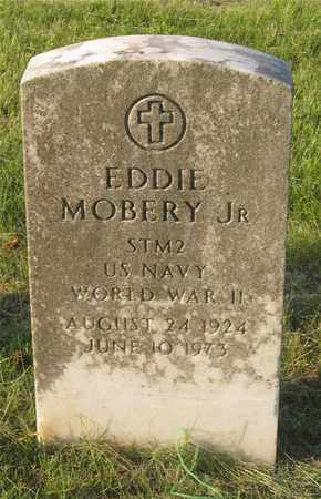 MOBERY, EDDIE - Franklin County, Ohio | EDDIE MOBERY - Ohio Gravestone Photos