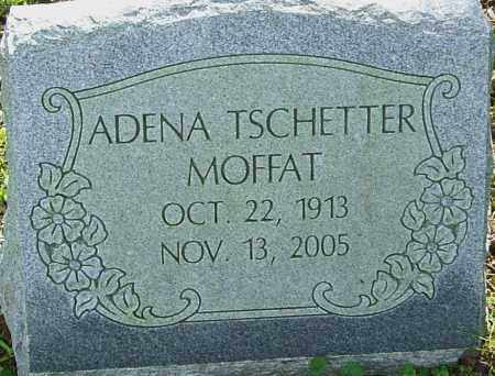 MOFFAT, ADENA - Franklin County, Ohio | ADENA MOFFAT - Ohio Gravestone Photos