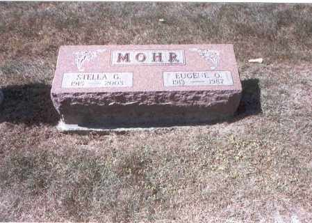 MOHR, EUGENE O. - Franklin County, Ohio | EUGENE O. MOHR - Ohio Gravestone Photos