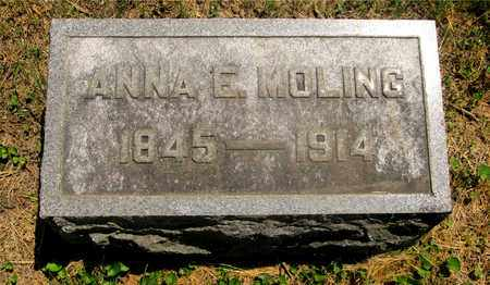 PARISH MOLING, ANNA E. - Franklin County, Ohio | ANNA E. PARISH MOLING - Ohio Gravestone Photos
