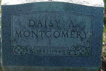 MONTGOMERY, DAISY AURORA - Franklin County, Ohio | DAISY AURORA MONTGOMERY - Ohio Gravestone Photos