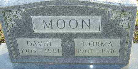 MOON, G DAVID - Franklin County, Ohio | G DAVID MOON - Ohio Gravestone Photos
