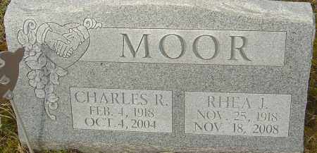 MOOR, RHEA J - Franklin County, Ohio | RHEA J MOOR - Ohio Gravestone Photos