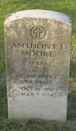 MOORE, ANTHONY L. - Franklin County, Ohio | ANTHONY L. MOORE - Ohio Gravestone Photos