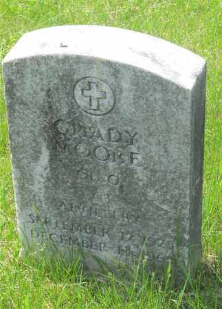 MOORE, GRADY - Franklin County, Ohio | GRADY MOORE - Ohio Gravestone Photos