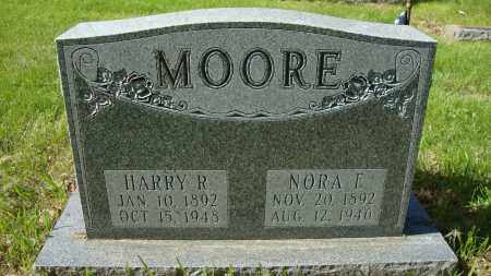 MOORE, HARRY RALPH - Franklin County, Ohio | HARRY RALPH MOORE - Ohio Gravestone Photos
