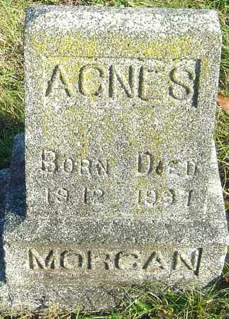 BAKER MORGAN, AGNES MYRTLE - Franklin County, Ohio | AGNES MYRTLE BAKER MORGAN - Ohio Gravestone Photos