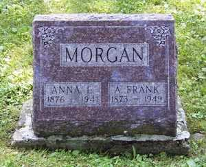 SNOUFFER MORGAN, ANNA LATISHIA - Franklin County, Ohio | ANNA LATISHIA SNOUFFER MORGAN - Ohio Gravestone Photos