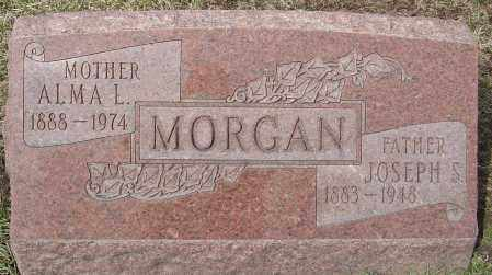 FOGLE MORGAN, ALMA L - Franklin County, Ohio | ALMA L FOGLE MORGAN - Ohio Gravestone Photos