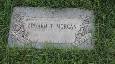 MORGAN, EDWARD T. - Franklin County, Ohio | EDWARD T. MORGAN - Ohio Gravestone Photos