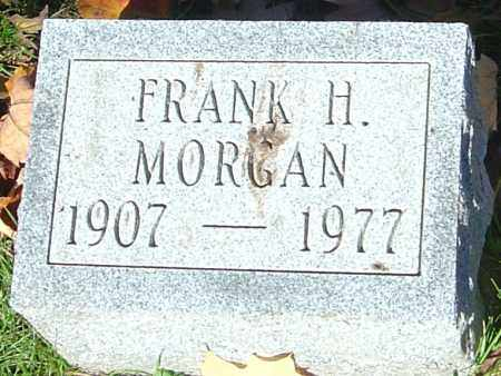 MORGAN, FRANK H - Franklin County, Ohio | FRANK H MORGAN - Ohio Gravestone Photos