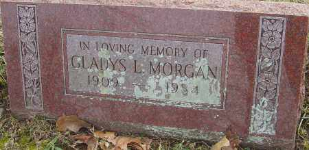 MORGAN, GLADYS L - Franklin County, Ohio | GLADYS L MORGAN - Ohio Gravestone Photos