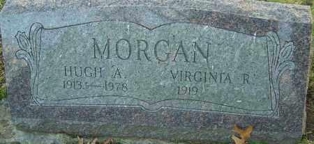 MORGAN, HUGH - Franklin County, Ohio | HUGH MORGAN - Ohio Gravestone Photos