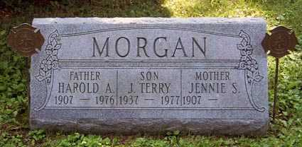 MORGAN, JORDAN TEDRICK - Franklin County, Ohio | JORDAN TEDRICK MORGAN - Ohio Gravestone Photos