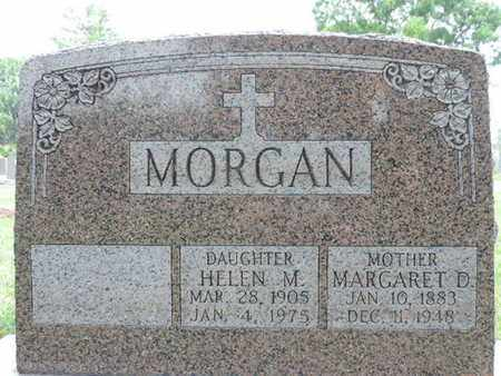MORGAN, MARGARET D. - Franklin County, Ohio | MARGARET D. MORGAN - Ohio Gravestone Photos