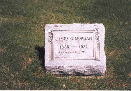 MORGAN, JAMES G. - Franklin County, Ohio | JAMES G. MORGAN - Ohio Gravestone Photos