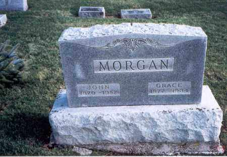 RAUCK MORGAN, GRACE - Franklin County, Ohio | GRACE RAUCK MORGAN - Ohio Gravestone Photos