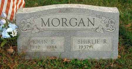 MORGAN, JOHN F. - Franklin County, Ohio | JOHN F. MORGAN - Ohio Gravestone Photos