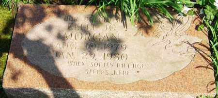 MORGAN, KELLI JO - Franklin County, Ohio | KELLI JO MORGAN - Ohio Gravestone Photos