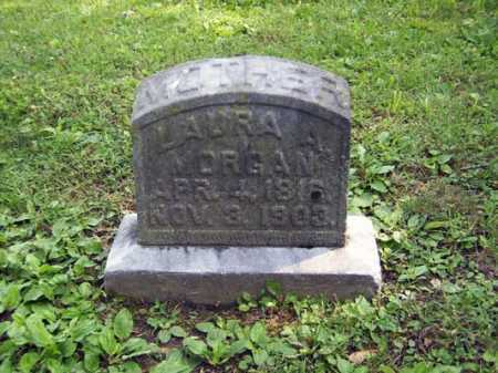 MORGAN, LAURA ANN - Franklin County, Ohio | LAURA ANN MORGAN - Ohio Gravestone Photos