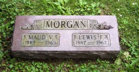 MORGAN, MAUD VIOLA - Franklin County, Ohio | MAUD VIOLA MORGAN - Ohio Gravestone Photos