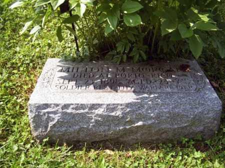 MORGAN, MILTON M. - Franklin County, Ohio   MILTON M. MORGAN - Ohio Gravestone Photos