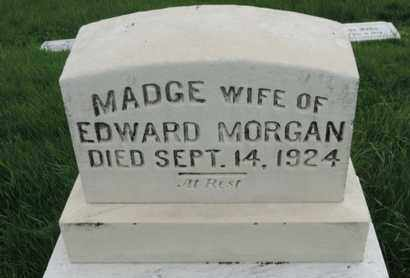 MORGAN, MADGE - Franklin County, Ohio | MADGE MORGAN - Ohio Gravestone Photos