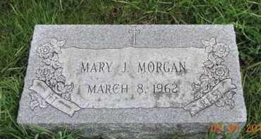 MORGAN, MARY J. - Franklin County, Ohio | MARY J. MORGAN - Ohio Gravestone Photos