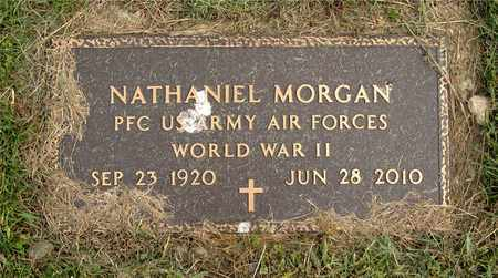 MORGAN, NATHANIEL - Franklin County, Ohio | NATHANIEL MORGAN - Ohio Gravestone Photos