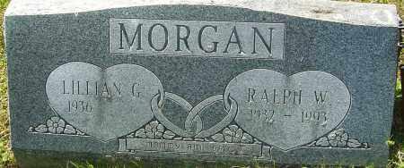 MORGAN, RALPH W - Franklin County, Ohio | RALPH W MORGAN - Ohio Gravestone Photos