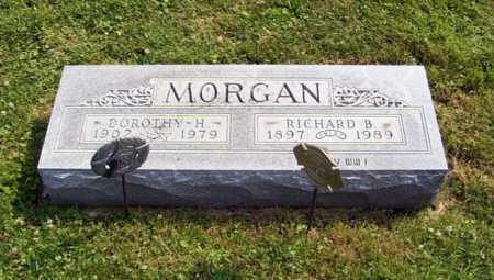 MORGAN, RICHARD BRYAN - Franklin County, Ohio | RICHARD BRYAN MORGAN - Ohio Gravestone Photos